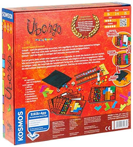 KOSMOS 69233 - Juego de Tablero (Multi, 29,5 cm, 7,3 cm, 29,5 cm)