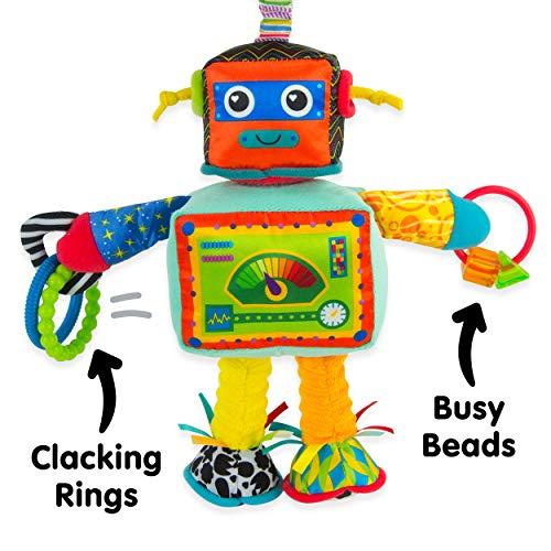 Lamaze - Rusty el robot juega y crece (TOMY 30697089)