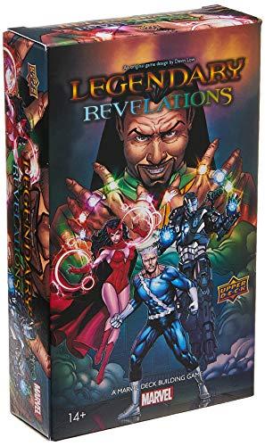 Legendary: A Marvel Deck Building Game – Revelations Expansion