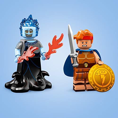 LEGO 71024 Minifigures Disney Series 2 -  Minifigura coleccionable, 1 Unidad, modelos surtidos