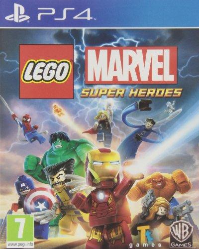 LEGO Marvel Super Heroes - Edición Estándar