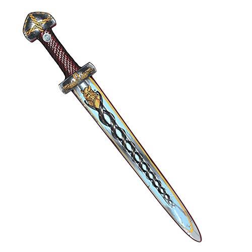 Liontouch 50000LT Vikingo Espada para Niños, Rojo