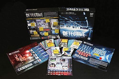 Maldito Games Detective - Juego de Mesa [Castellano]