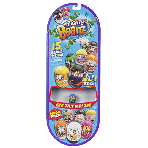 Mighty Beanz Mega Pack (Serie 1), Multicolor (Moose 66519)