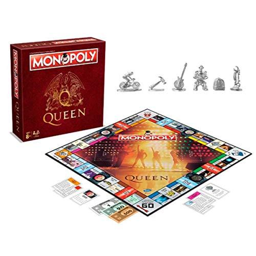 Monopoly - Oficial Queen - Merchandising música