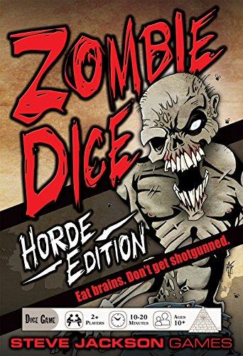 Munchkin Zombie Dice Horde Edition - English