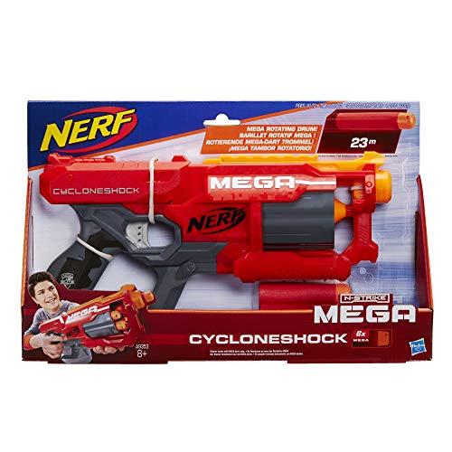 Nerf - Mega Cyclone (Hasbro A9353EU4)