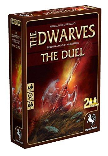 Pegasus Juegos 18140e–Dwarves The Duel, Tarjeta Juegos