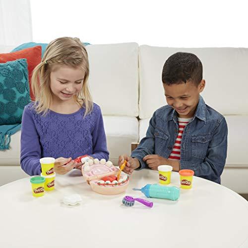 Play-Doh- Dentista Bromista (Hasbro B5520EU4)
