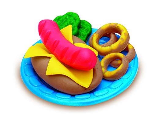 Play-Doh La Barbacoa (Hasbro B5521EU7) , color/modelo surtido
