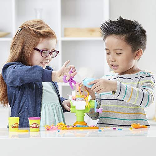 Play-Doh-La Barberia (Hasbro E2930EU6)