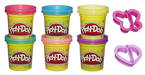 Play-Doh Pack Botes Brillantes (Hasbro A5417EU9)