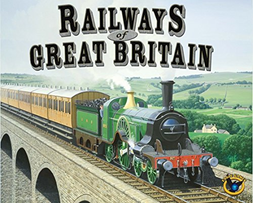 Railways of Great Britain (2017 Edition) - English