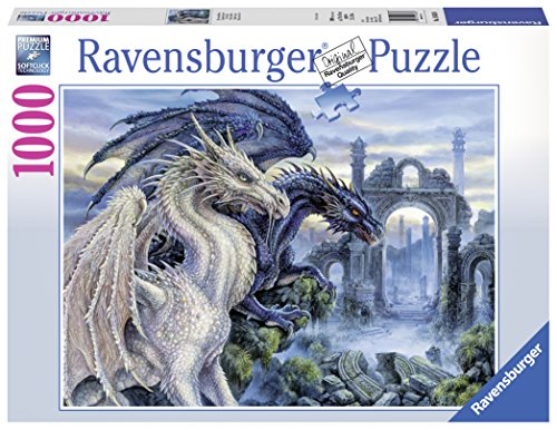 Ravensburger 19638 Puzzle Puzzle - Rompecabezas (Puzzle Rompecabezas, Fantasía, 14 año(s), 99 año(s), 370 mm, 60 mm)