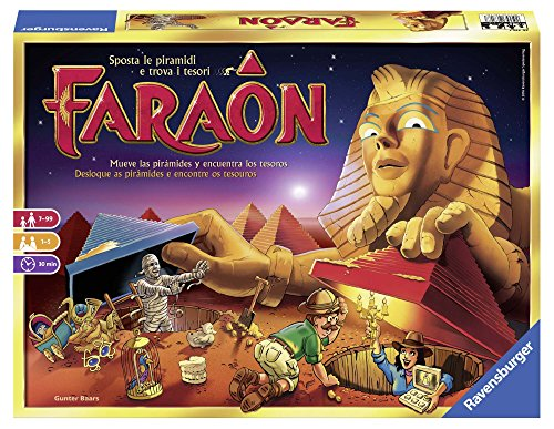 Ravensburger Juego Faraón (26718)