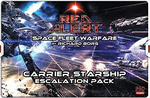 Red Alert: Carrier Starship Escalation Pack Soldado de plástico
