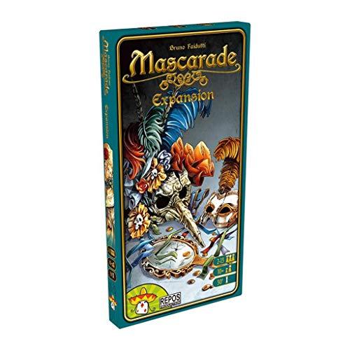 Repos Production- Mascarade: la expansión - español. (Asmodee)