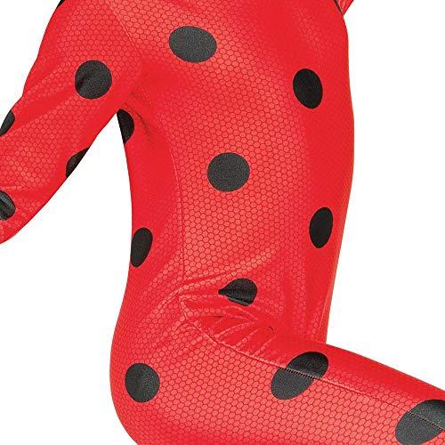 Rubies 620794-S - Trajes de fantasía para niños (Disfraz, Dibujos Animados, Personaje, Chica, Negro, Azul, Rojo, Estampado)