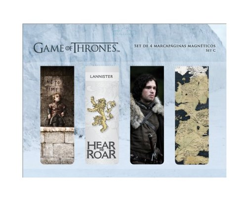 SD toys - Game of Thrones, Set c Punto de Libro magnético (SDTHBO02061)