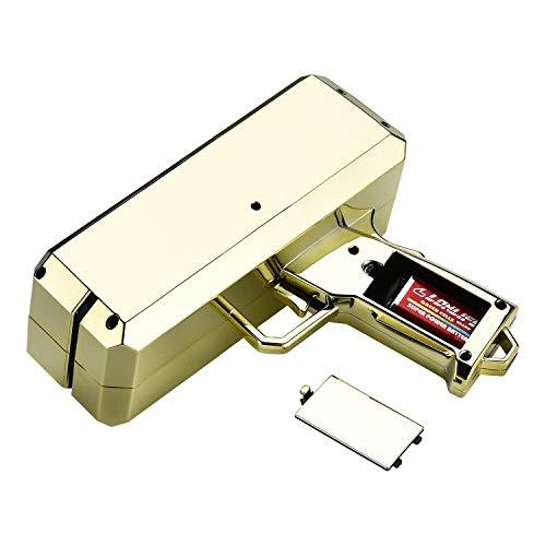 Sheatee Gun Money Gun Super Gun Spray Gun Dollar Gun Hace llover Dinero Tirador de Dinero Pistolas de Dinero Que disparan Dinero Hacen Que Sea Lluvia Gun - Cash Gun Divertido Juego de Fiesta