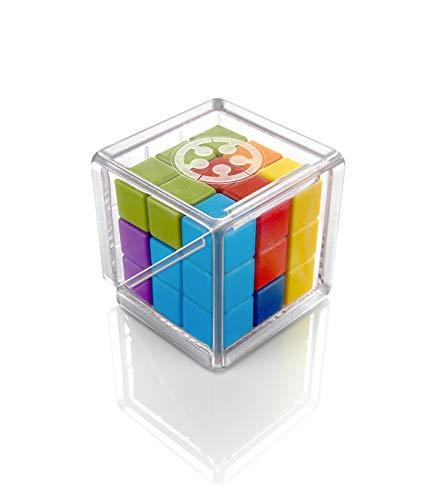 Smart Games- Cube PUZZLER GO, Multicolor (SG412) , color/modelo surtido