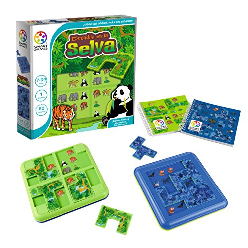 Smart Games - Escondite en la Selva