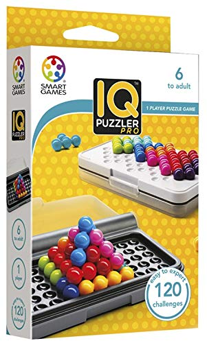 Smart Games - IQ Puzzler Pro , color/modelo surtido