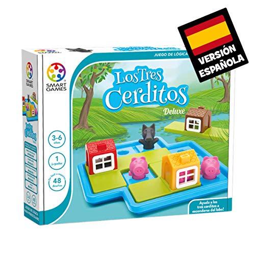 Smart Games-SG023ES Juego, Miscelanea (Lúdilo SG023ES) , color/modelo surtido