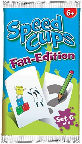 SPEED CUPS SOBRES EDICION FAN