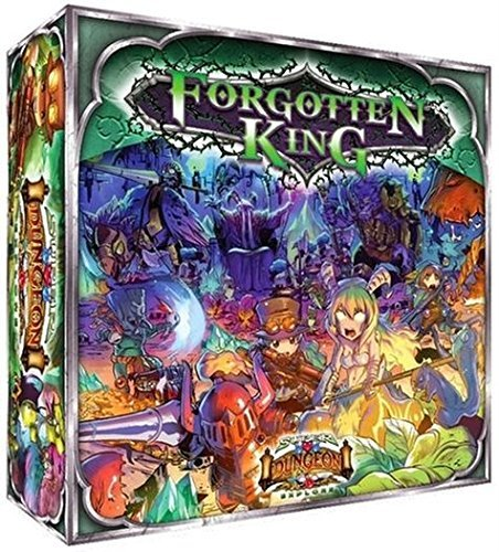 Super Dungeon Explore V2 Forgotten King Soda Pop Miniatures