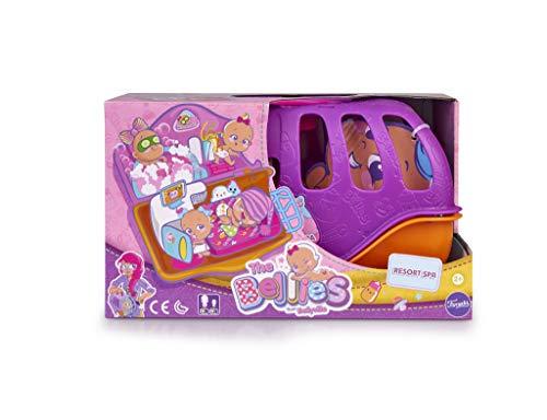 The Bellies- Bellies Resort SPA, Accesorio niñas a Partir de 3 años (Famosa 700015538)