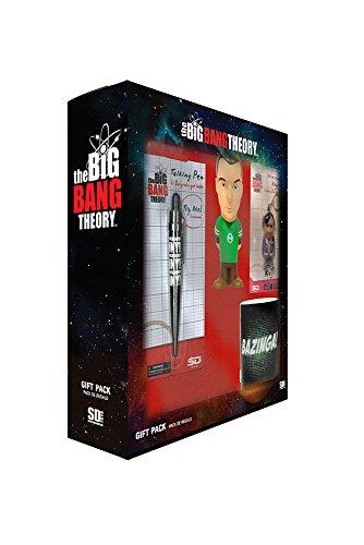The Big Bang Theory Pack de Regalo