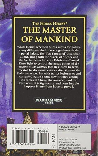 The Horus Heresy: Master of Mankind