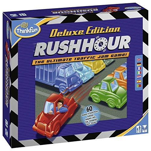 Think Fun- Rush Hour Juego de Habilidad (Ravensburger 76338)