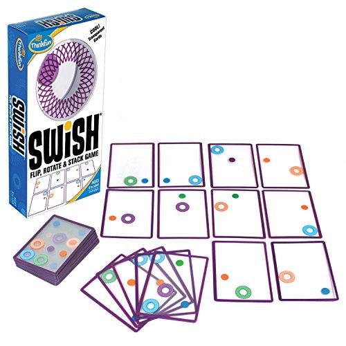 Think Fun - Swish, juego de mesa (TF1512) , color/modelo surtido