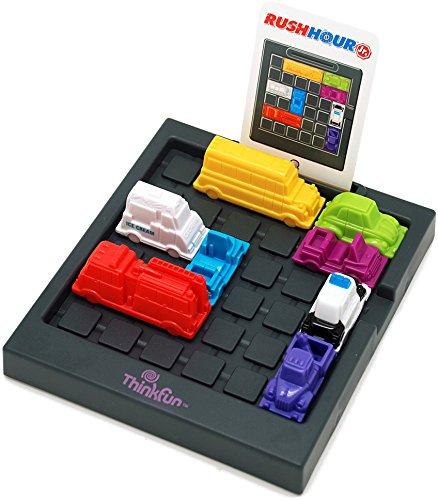 "ThinkFun Rush Hour Jr, Juego ""Traffic Jam Logic Game"" (TF5040)"