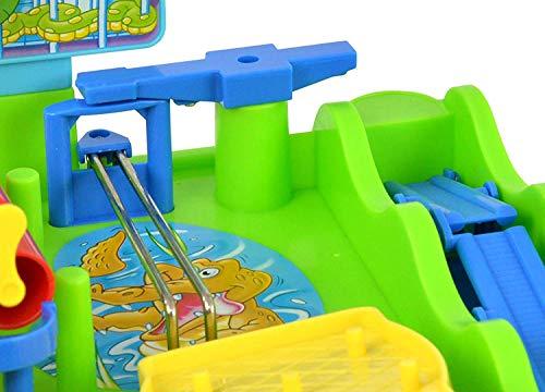 Tomy T7070, Juego de Habilidad Screwball Scramble , color/modelo surtido