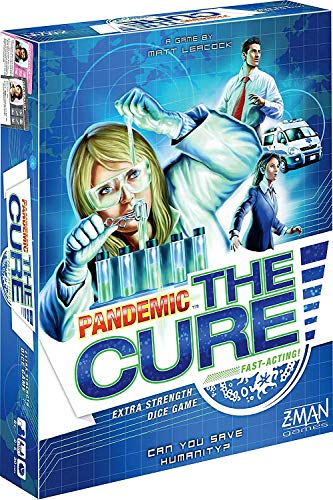 Z-Man Games Pandemic: The Cure
