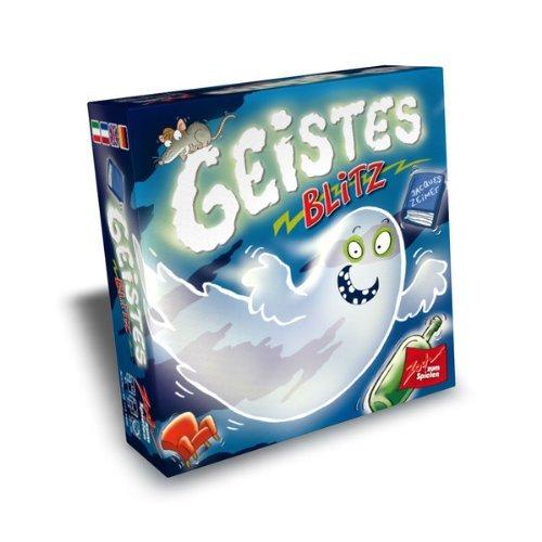 Zoch Verlag - Juego de Cartas Geistesblitz, 2 a 8 Jugadores (601129800) (versión en alemán )
