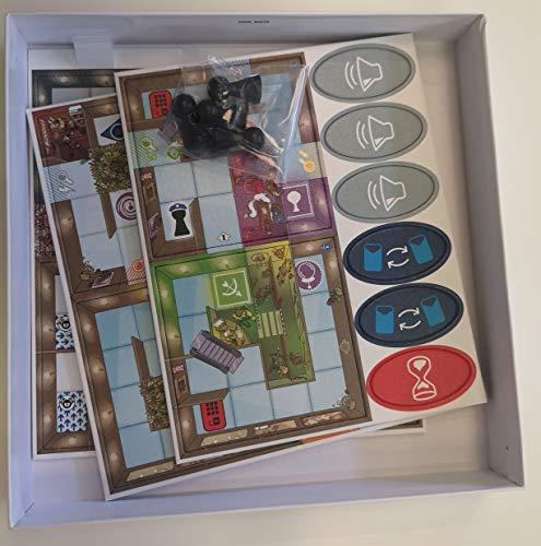 2 Tomatoes Games Magic Maze-Expansión Seguridad Máxima, Multicolor (8437016497135-0)