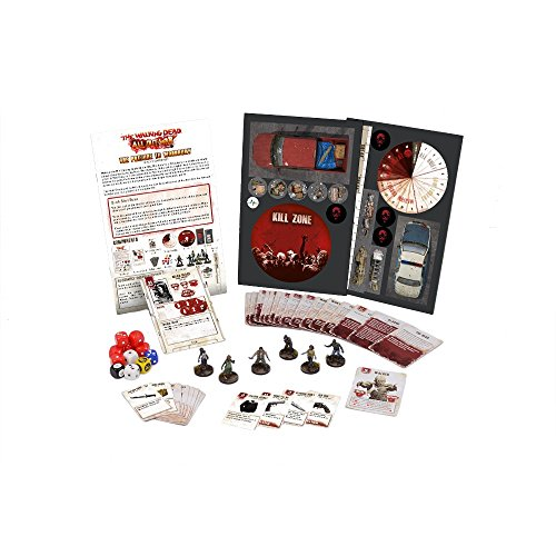 2 Tomatoes Games Preludio a Woodbury (Solo Starter Set) -The Walking Dead: All out War (Oleada 1), Multicolor (5060469660004)