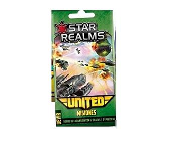 star realms united misiones