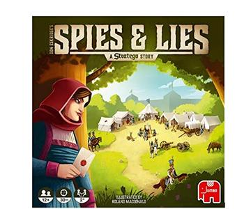 spies lies a stratego story