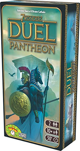 7 Wonders Duel - Ext. Pantheon