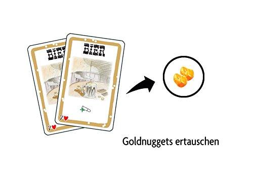 Abacusspiele ¡Bang! ¡Bang! La Fiebre del Oro Erweiterung [VHS]