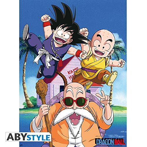ABYstyle Póster Dragon Ball (52 x 38)