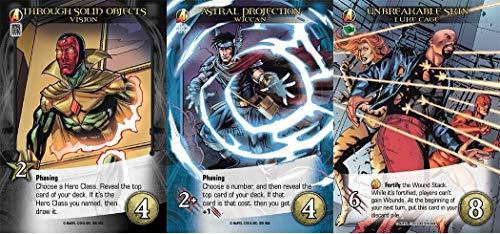 ADC BlackFire Entretenimiento ud86036–Legendary: A Marvel Deck Building Game–Civil War Ampliación–Inglés