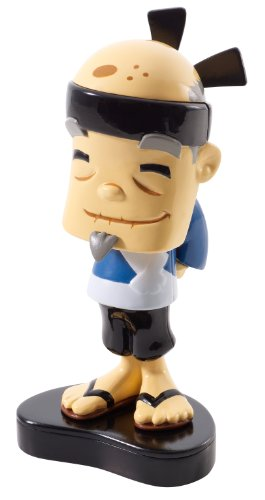 Apptivity Mattel - Figura Fruit Ninja, Color Azul y Negro (Y2828)