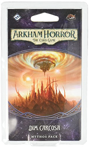 Arkham Horror LCG: Dim Carcosa Mythos Pack - English