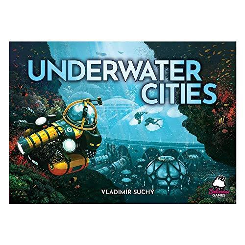 Arrakis Games - Juego de tablero Underwater Cities, Multicolor